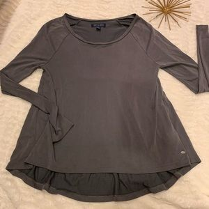 Like New American Eagle Soft & Sexy Gray Top XS